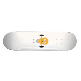Fitness light bulb with weight Z1zu3 Skate Decks
