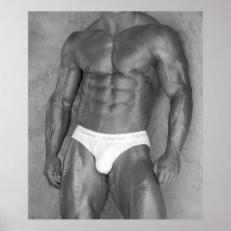 Fitness Model Poster #12