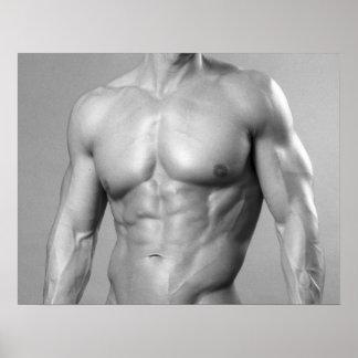 Fitness Model Poster #44