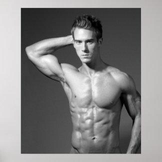 Fitness Model Poster #87