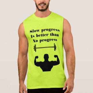 Fitness Sleeveless Shirt