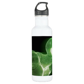 Fitness Technology Science Lifestyle as a Concept 710 Ml Water Bottle