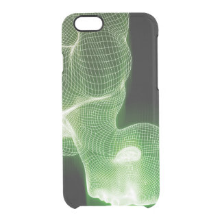 Fitness Technology Science Lifestyle as a Concept Clear iPhone 6/6S Case