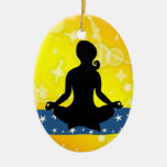 Fitness! Yoga - SRF Christmas Tree Ornament