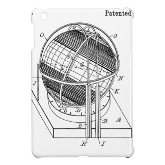 Fitz Globe, Ellen Eliza Fitz, inventor Cover For The iPad Mini