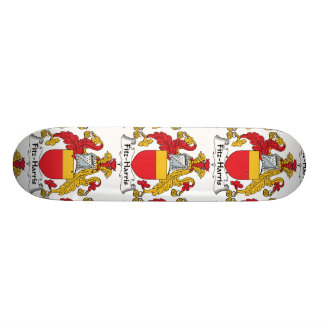Fitz-Harris Family Crest Skateboard Decks