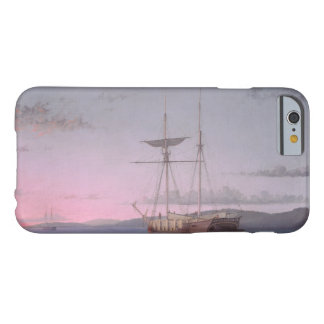 Fitz Henry Lane - Lumber Schooners at Evening Barely There iPhone 6 Case