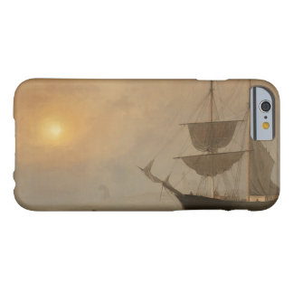 Fitz Henry Lane - Ship in Fog, Gloucester Harbor Barely There iPhone 6 Case