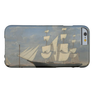 Fitz Henry Lane - Starlight in Harbor Barely There iPhone 6 Case