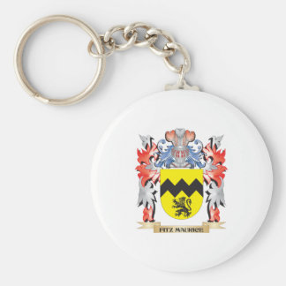 Fitz-Maurice Coat of Arms - Family Crest Keychain