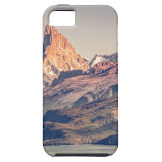 Fitz Roy and Poincenot Mountains Patagonia iPhone 5 Cases