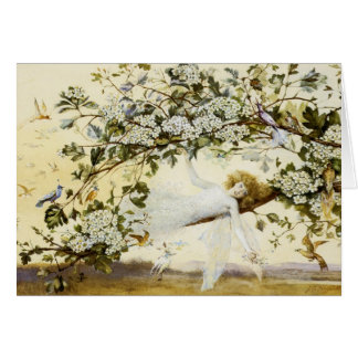 Fitzgerald's 'Ariel' Birthday Card