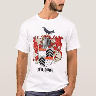 Fitzhugh Family Heraldry - 2 LARGE CREST T-Shirt