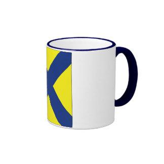 Five (5) Signal Flag Mugs