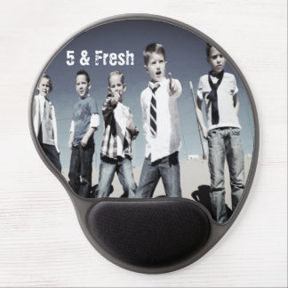 Five and Fresh Mousepad--Blue Sky Gel Mouse Pad