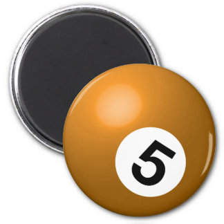 Five Ball Magnet