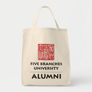 Five Branches Alumni Tote Bag