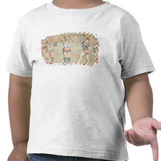 Five Celebrated Clowns Attached to Sands T Shirt