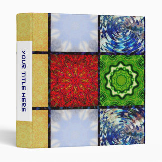 Five Elements Vinyl Binders