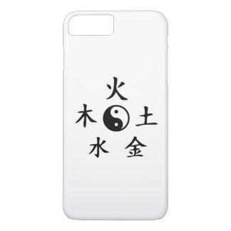 Five elements yin yang iPhone 7 plus case