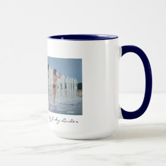 Five Fountain Friends Mug