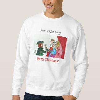 Five Golden Rings Sweatshirt