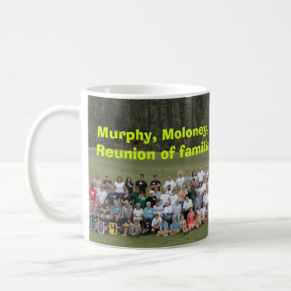 Five Irish Family Reunion 2004, Murphy, Moloney... Coffee Mug