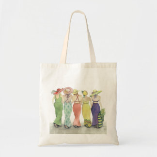 Five Lady Friends Tote Bag