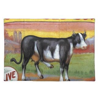 Five Legged Cow Place Mat