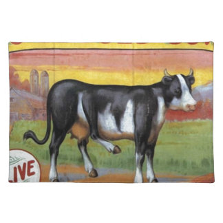 Five Legged Cow Placemat