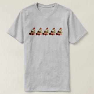 Five little Santas! T-Shirt