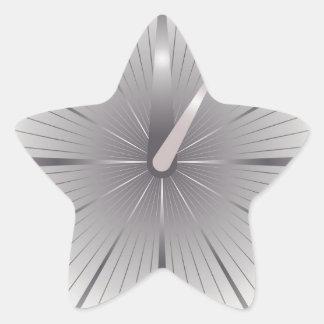 five minutes star sticker