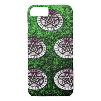 Five of Pentacles Tarot Card iPhone 7 Case