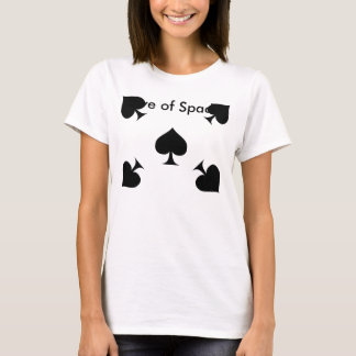 Five of spades T-Shirt