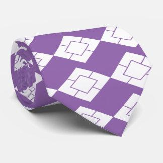 Five pile water caltrops tie