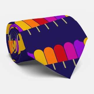 Five Popsicles Tie