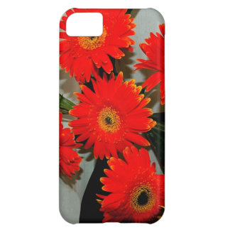 Five Red Flowers Case-Mate iPhone Case