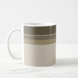 Five Shades of Grey Basic White Mug