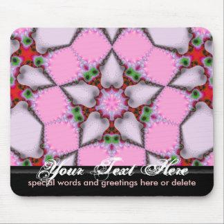 Five Star Rosea Mousepad