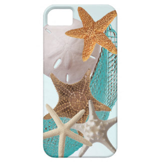 Five Stars Starfish iPhone 5 Case