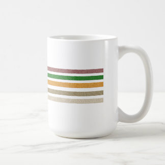 Five Stripes Coffee Mug