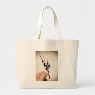 Five to twelve large tote bag
