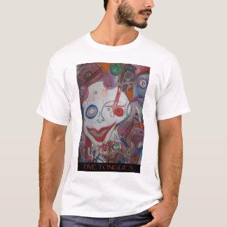 five tongues T-Shirt
