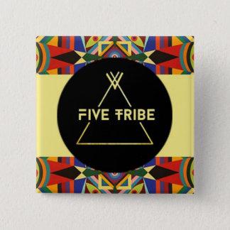 Five Tribe square button