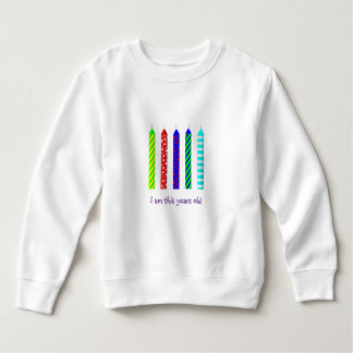 Five Year Old Birthday Long Sleeve Top