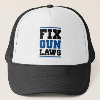 Fix Gun Laws Trucker Hat