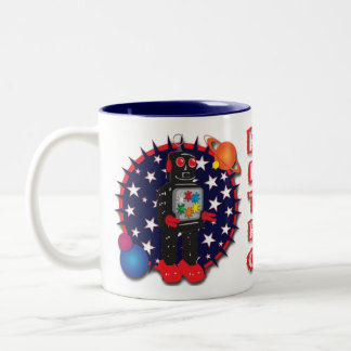 Fix-It Bot Mug Design