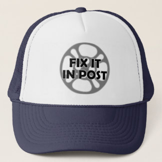 """Fix it in Post"" VFX Hat"
