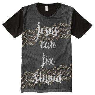 fix stupid All-Over-Print T-Shirt