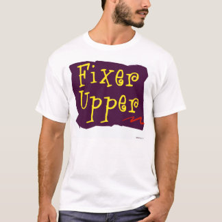 Fixer Upper White T-Shirt